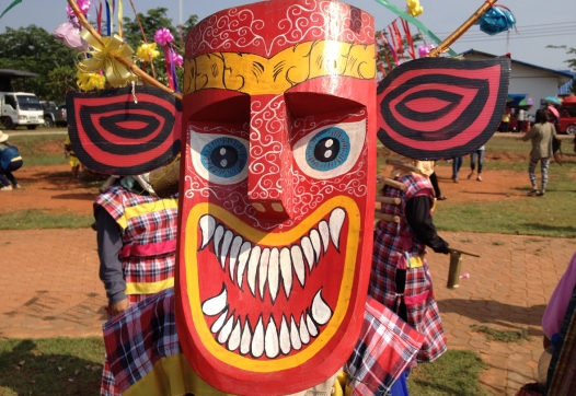 Loei Thailand Ghost Festival