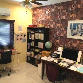 Office (or bedroom 3)